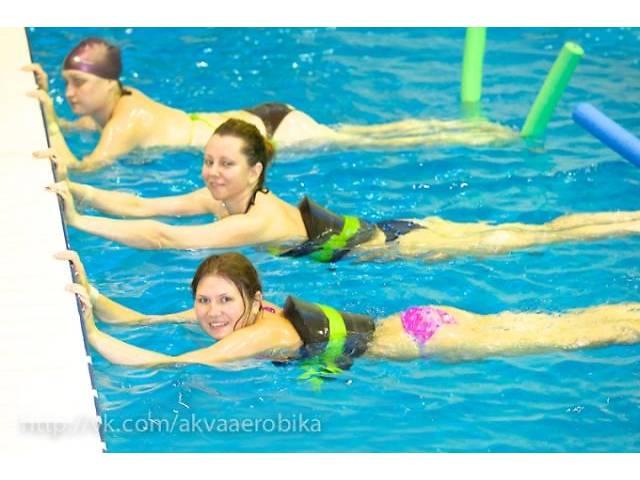 Сайт о плавании: аквааэробика - понятие, польза, показания