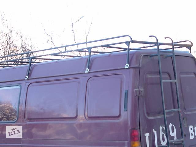 Багажник на крышу автомобиля своими руками на газель 76
