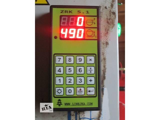 бу Электронная линейка для круглопильных и ленточных пилорам ZRK 5.1 в Минске