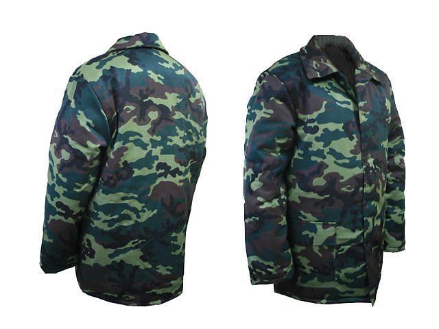 продам Куртка утепленная (КМФ) бу в Минске
