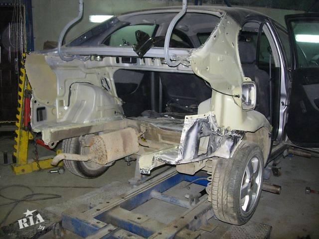 Кузовной ремонт автомобиля своими рукам