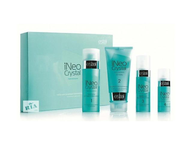 Набор для ламинирования волос Estel iNeo Crystal , косметика estel ,ламинирование волос- объявление о продаже   в Украине