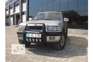 Новые Кенгурятники Opel Frontera