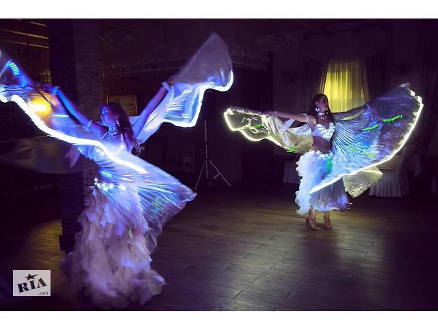 купить бу Световое шоу, восточные танцы, танец живота на новогодние корпоративы в  области