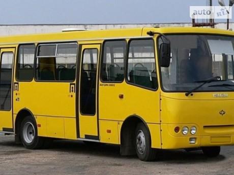 Богдан А-092 А-09202 (121 л.с.) 2009