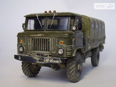 ГАЗ 66 1970