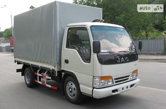 JAC HFC 1020K Изотермический фургон* (62 л.с.) 2008