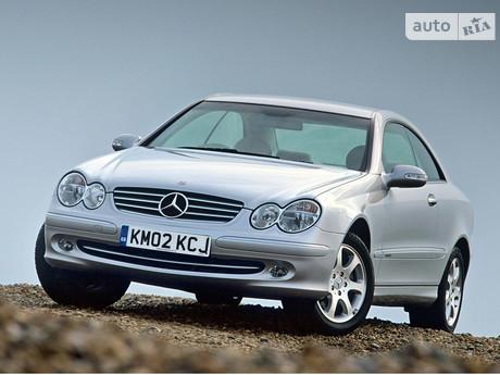 Mercedes-Benz CLK-Class CLK 350 AT (272 л.с.) 2010