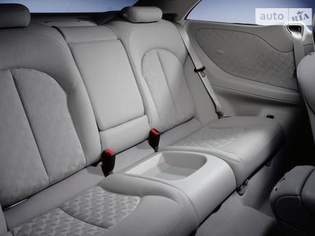 Mercedes-Benz CLK-Class 1998