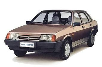 ВАЗ 21099 1.5 MT (81 л.с.) 1995