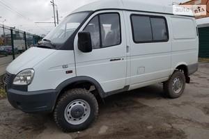 ГАЗ 2752 Соболь 27527-753 4х4 Individual