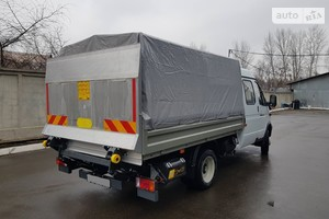 ГАЗ 3302 Газель 330232-750 Individual