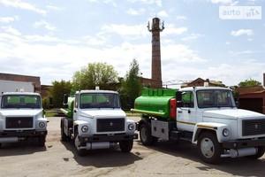 ГАЗ 3309 Топливозаправщик
