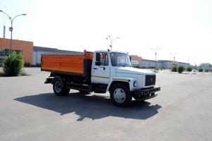ГАЗ 3309 KrSAZ-C0DC0S CKC-G3309-14CC