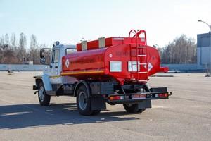 ГАЗ 3309 Топливозаправщик base