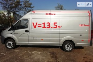 ГАЗ Next А31R33-60 ST/SA