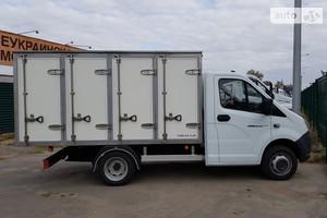 ГАЗ Next A21R23-50 хлебный ST