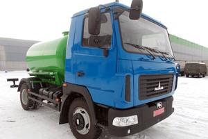 МАЗ 4371W1 KrASZ-M4CAV5 (на шасі МАЗ-4371) base