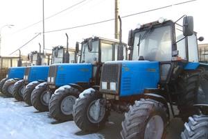 МТЗ 892 Беларус 892.2 (90 л.с.) 4х4