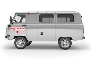УАЗ 3962 KrASZ-U22ZC4