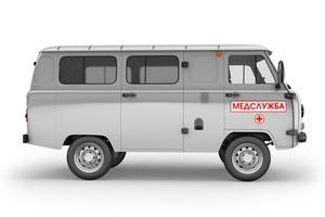 УАЗ 3962 KrASZ-U39ZC4