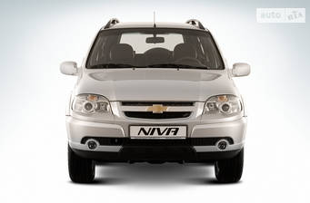 Chevrolet Niva 1.7 MT (80 л.с.) 2018