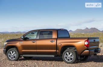 Toyota Tundra 5.7 AT (381 л.с.) CrewMax 2018
