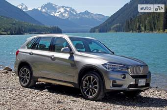 BMW X5 25d АТ (218 л.с.) xDrive 2017