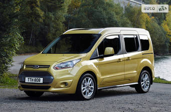 Ford Tourneo Connect пасс. 1.5D MT (100 л.с.) L1 2018