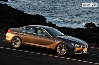 BMW 6 Series Gran Coupe F06 640d AT (313 л.с.) xDrive 2017