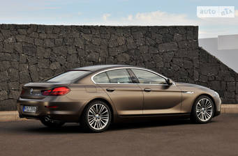 BMW 6 Series Gran Coupe F06 650i AT (450 л.с.) xDrive 2017