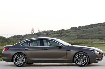 BMW 6 Series Gran Coupe F06 650i AT (450 л.с.) xDrive 2017