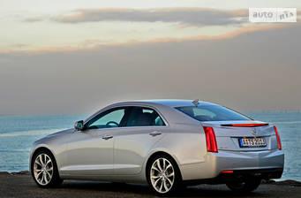 Cadillac ATS 2.0T AT (272 л.с.) 2018