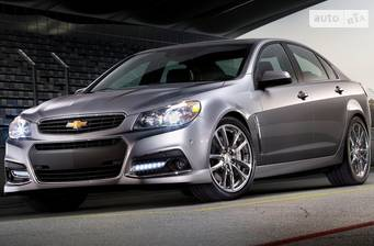 Chevrolet SS 6.2 АТ (415 л.с.) 2018