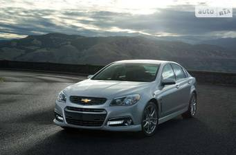 Chevrolet SS 6.2 АТ (415 л.с.) 2018