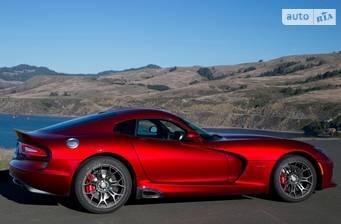 Dodge Viper 8.4 МТ (640 л.с.) 2018