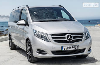 Mercedes-Benz V-Class V 220d AT (163 л.с.) Long 2018