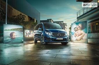 Mercedes-Benz V-Class V 250d AT (190 л.с.) Long 2019