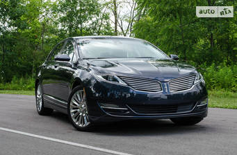 Lincoln MKZ 2.0 AT (248 л.с.) AWD 2018