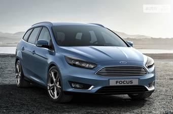 Ford Focus 1.5D MT (95 л.с.) 2018