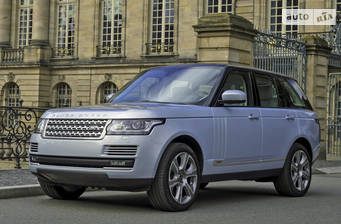 Land Rover Range Rover 4.4 SDV8 АТ (339 л.с.) Long 2018