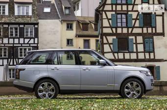 Land Rover Range Rover 4.4D AT (339 л.с.) 2018