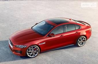 Jaguar XE 3.0 AT (380 л.с.) 2017