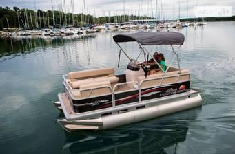 Sun Tracker Party Barge 16 DLX ET 2018
