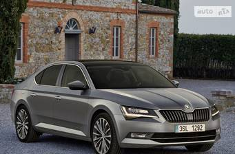 Skoda Superb New 2.0 TDI AT (190 л.с.) CR 4х4 2017