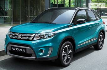 Suzuki Vitara 1.6 AT (117 л.с.) 4WD 2018