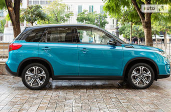 Suzuki Vitara 1.6 АT (117 л.с.) 2018