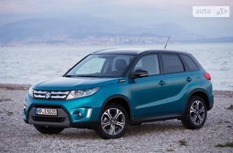 Suzuki Vitara 1.6 MT (117 л.с.) 4WD 2018