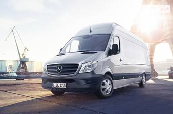 Mercedes-Benz Sprinter груз. 311 CDI MT (109 л.с.) KA A2 2018