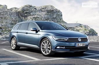 Volkswagen Passat В8 2.0 DSG (220 л.с.) 2018